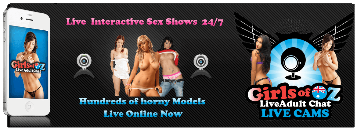 Live Interactive Sex Shows 24/7