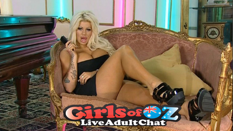 Victoria Telephone Sexy Chat