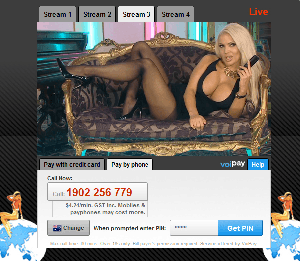 Adult tv sex phone in